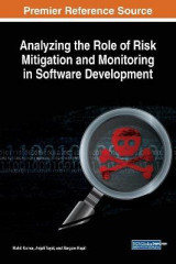 Omslag - Analyzing the Role of Risk Mitigation and Monitoring in Software Development