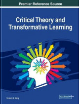 Omslag - Critical Theory and Transformative Learning
