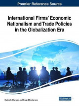 Omslag - International Firms' Economic Nationalism and Trade Policies in the Globalization Era
