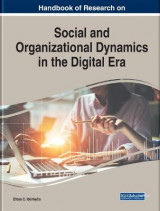 Omslag - Handbook of Research on Social and Organizational Dynamics in the Digital Era