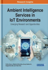 Omslag - Ambient Intelligence Services in IoT Environments: Emerging Research and Opportunities