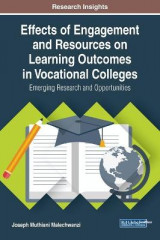 Omslag - Effects of Engagement and Resources on Learning Outcomes in Vocational Colleges