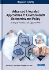 Omslag - Advanced Integrated Approaches to Environmental Economics and Policy