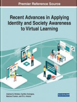 Omslag - Recent Advances in Applying Identity and Society Awareness to Virtual Learning
