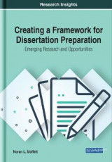 Omslag - Creating a Framework for Dissertation Preparation