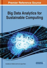 Omslag - Big Data Analytics for Sustainable Computing