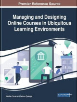 Omslag - Managing and Designing Online Courses in Ubiquitous Learning Environments