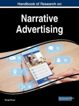 Omslag - Handbook of Research on Narrative Advertising