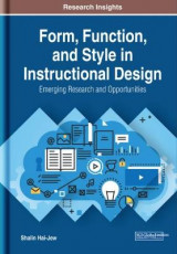 Omslag - Form, Function, and Style in Instructional Design