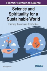 Omslag - Science and Spirituality for a Sustainable World