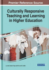 Omslag - Culturally Responsive Teaching and Learning in Higher Education