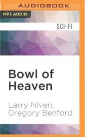 Bowl of Heaven av Gregory Benford og Larry Niven (Lydbok-CD)
