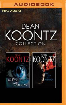 The Eyes of Darkness / the Key to Midnight av Dean R. Koontz (Lydbok-CD)