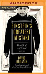 Omslag - Einstein's Greatest Mistake