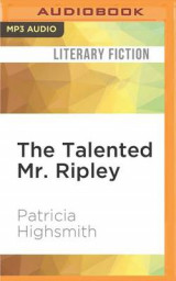 Omslag - The Talented Mr. Ripley