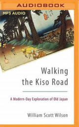 Omslag - Walking the Kiso Road