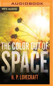 The Color Out of Space av H P Lovecraft (Lydbok-CD)