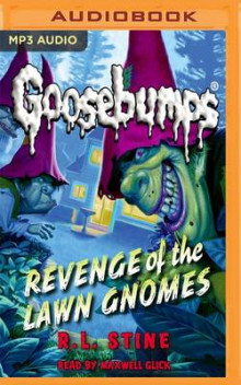 Revenge of the Lawn Gnomes av R L Stine (Lydbok-CD)