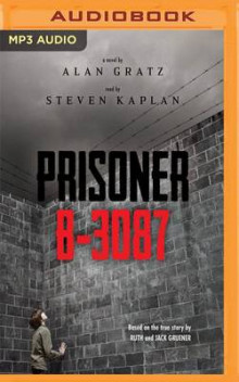 Prisoner B-3087 av Alan Gratz (Lydbok-CD)