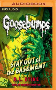 Stay Out of the Basement av R L Stine (Lydbok-CD)