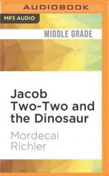 Omslag - Jacob Two-Two and the Dinosaur