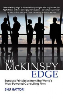 The Mckinsey Edge av Shu Hattori (Lydbok-CD)