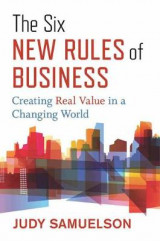Omslag - The Six New Rules of Business