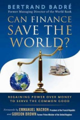 Omslag - Can Finance Save The World?