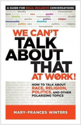 Omslag - We Can't Talk About That at Work!
