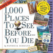 1,000 Places to See Before You Die Page-A-Day Calendar 2018 av Patricia Schultz (Kalender)