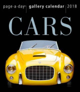 Omslag - Cars Page-A-Day Gallery Calendar 2018