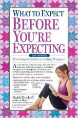 Omslag - What to Expect Before You're Expecting