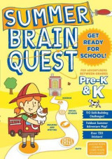 Omslag - Summer Brain Quest: Between Grades Pre-K & K