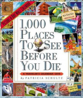 2019 1000 Places to See Before You Die Picture-A-Day Wall Calendar av Patricia Schultz (Kalender)