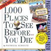 2020 1,000 Places to See Before You Die Colour Page-A-Day Calendar av Patricia Schultz (Kalender)