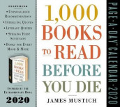 2020 1,000 Books to Read Before You Die Page-A-Day Calendar av James Mustich (Kalender)