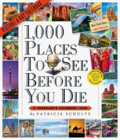 2020 1,000 Places to See Before You Die Picture a Day Calendar av Patricia Schultz (Kalender)