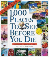 2021 1000 Places to See Before You Die Picture-A-Day Wall Calendar av Patricia Schultz (Kalender)