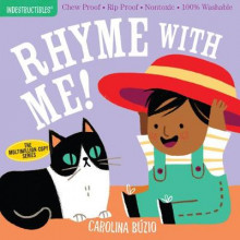 Indestructibles: Rhyme with Me! av Workman Publishing og Amy Pixton (Heftet)
