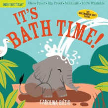 Indestructibles: It's Bath Time! av Workman Publishing og Amy Pixton (Heftet)