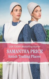 Omslag - Amish Trading Places