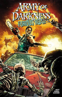 Army of Darkness: Furious Road av Nancy A. Collins (Heftet)