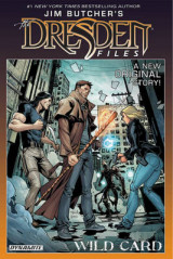 Omslag - Jim Butcher's Dresden Files: Wild Card