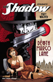 Shadow: The Death of Margo Lane av Matt Wagner (Innbundet)