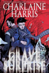 Charlaine Harris' Grave Surprise av Charlaine Harris og Royal McGraw (Innbundet)