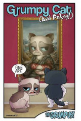 Omslag - Grumpy Cat: Grumpus: Vol. 3