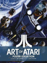 Omslag - Art of Atari Poster Book