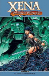 Omslag - Xena, Warrior Princess: The Classic Years Omnibus