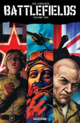 Omslag - Garth Ennis' Complete Battlefields: Volume 2