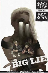 Omslag - Nancy Drew and The Hardy Boys: The Big Lie